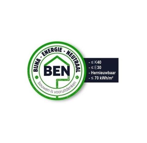 BEN-woning Energiezuinig bouwen