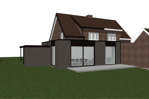 Verbouwing SL –Diepenbeek